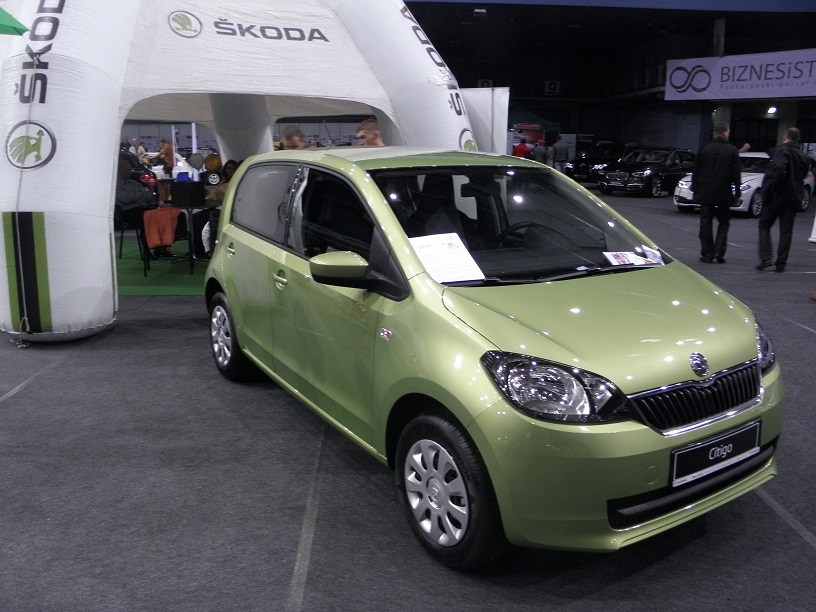 aktualności rex auto Škoda