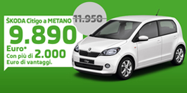Citigo metano