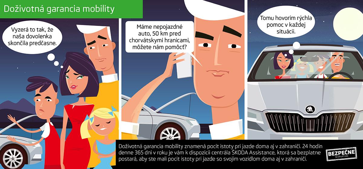 Autorizovaný servis ŠKODA sa oplatí